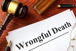 Michigan wrongful death accident
