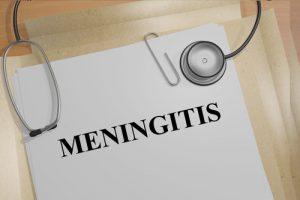 infant meningitis birth injury