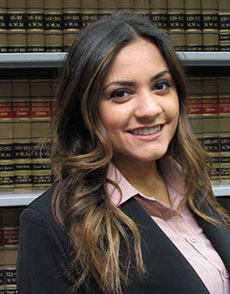 Angela Esseily, Thurswell Law Associate Attorney