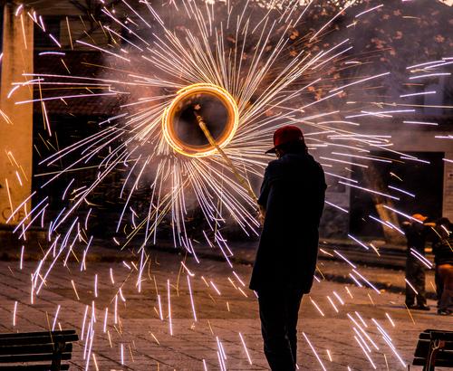 fireworks negligence