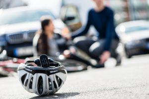 bike accident in Michigan