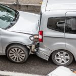 tailgating rear-end collision Michigan car accident