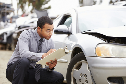 insurance adjuster michigan car accident