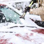 michigan car crash winter weather